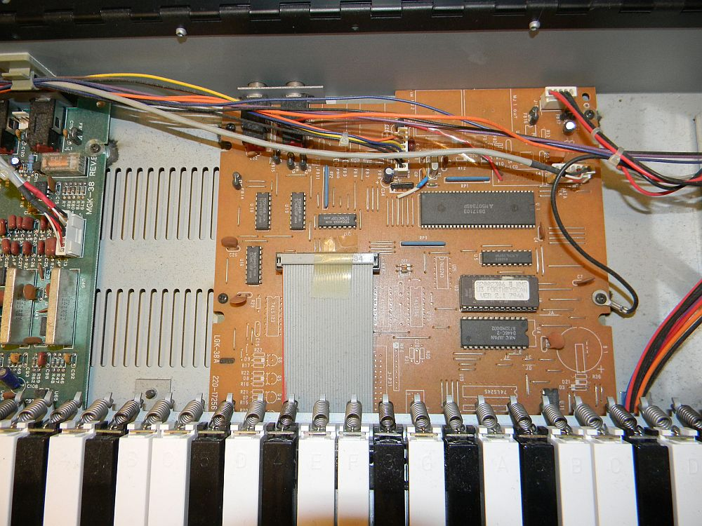 repair analog relics from