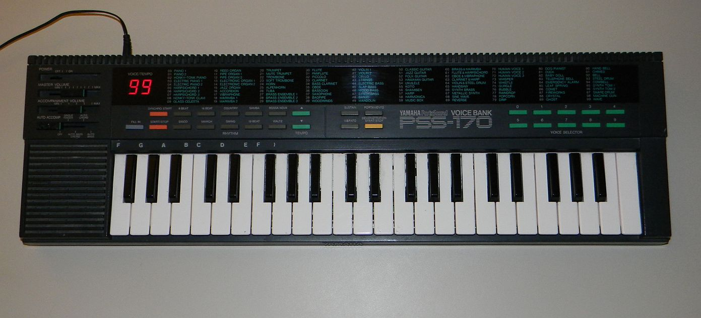 Yamaha Pss Manual