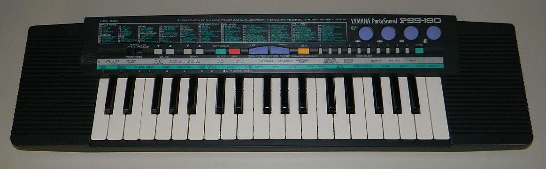 Yamaha Pss  Case